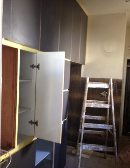 רותי קידר, המטבח לפני (צילום: תומר ושחר צלמים)