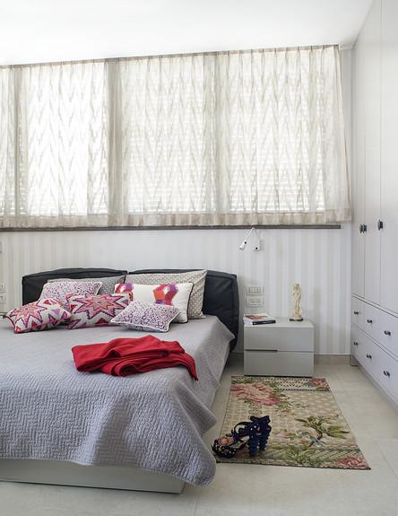 רותי קידר, חדר הורים גובה (צילום: גלית דויטש)
