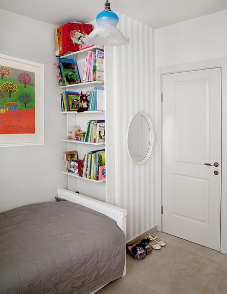 רותי קידר, חדר ילדים (צילום: גלית דויטש)