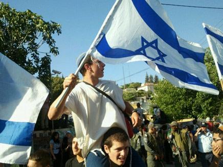 תמיד ישראלים - לטוב ולרע (צילום: יוסי זילברמן, חדשות 2)