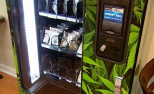 רק להכניס את הכסף - ולקבל את החומר (צילום: רויטרס)