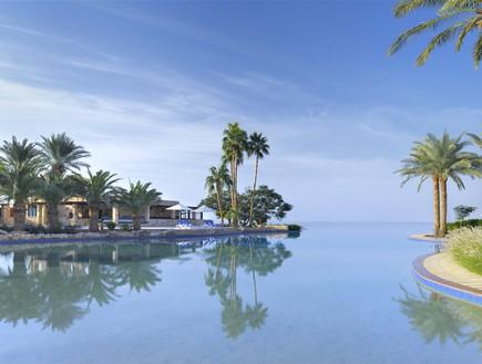 תיירות בירדן - Resort & Spa Dead Sea Private Jacuzzi