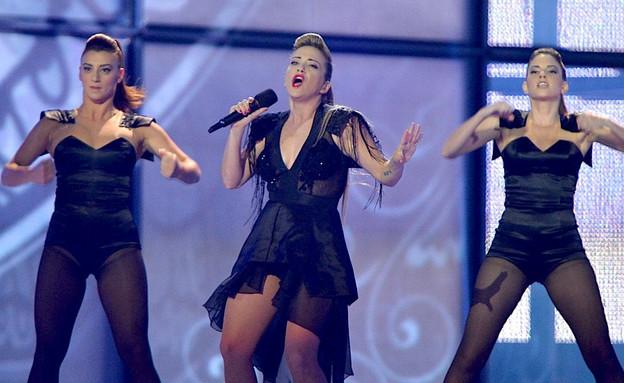 מיי פיינגולד באירוויזיון (צילום: (Andres Putting (EBU)