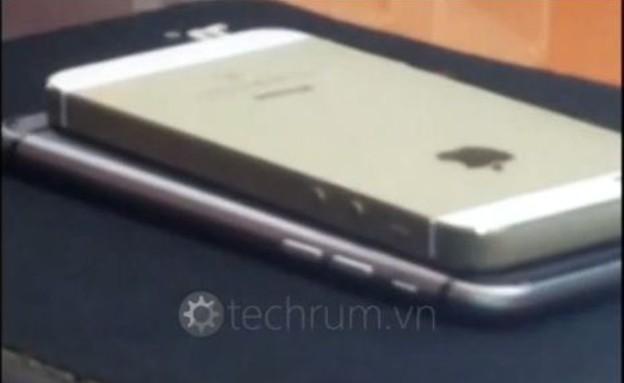 אבטיפוס של אייפון 6 (צילום: Đoàn Trí Gia Tường)