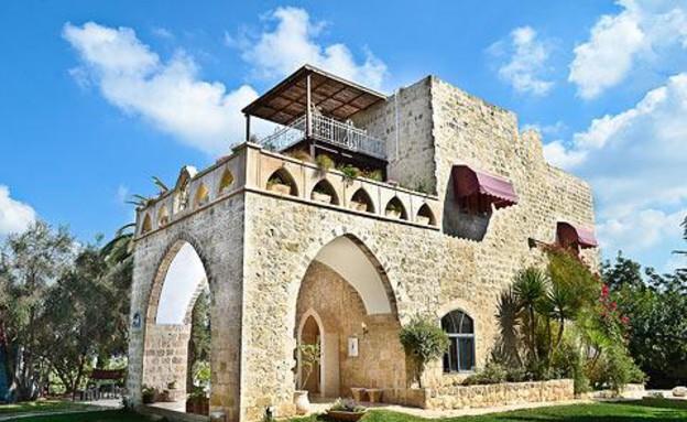 סוויטות בארץ - הטירה (צילום: אלברט אדוט)