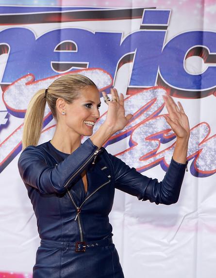 2013. מצטרפת ל- America's Got Talent (צילום: Jeff Schear, GettyImages IL)