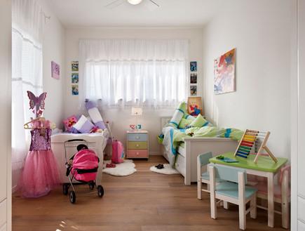 מיכל ינאי, חדר ילדים