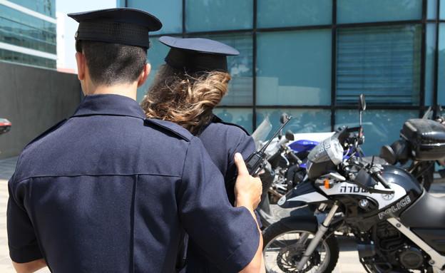 משטרה 1 (צילום: אילוסטרציה, צילום אורטל דהן)