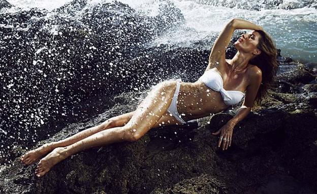 ג'יזל בביקיני (צילום: H&M)
