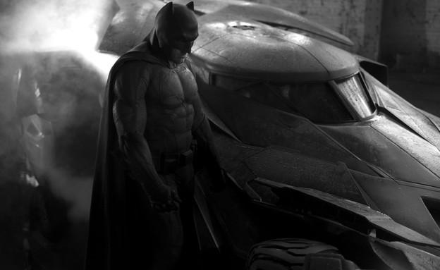 בן אפלק באטמן (צילום: Warner Bros)