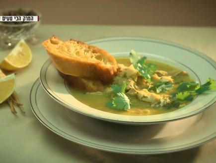 מרק בריאות דגים (תמונת AVI: mako)