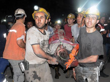 301 בני אדם נהרגו (צילום: AP)
