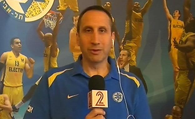 דיוויד בלאט (צילום: חדשות 2)
