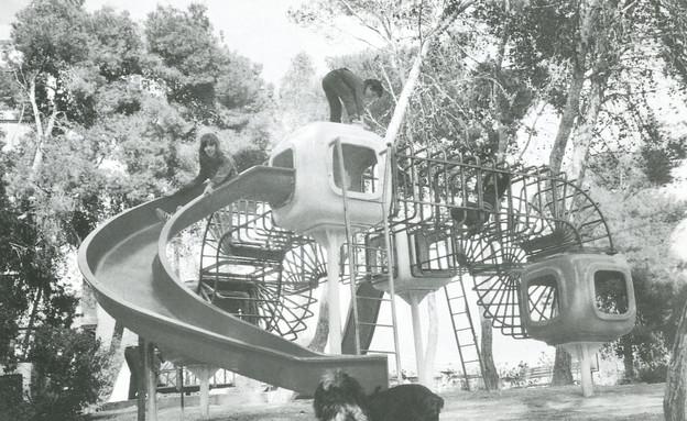 גן המפלצת מיכאל יעקובסון (צילום: מיכאל יעקובסון)
