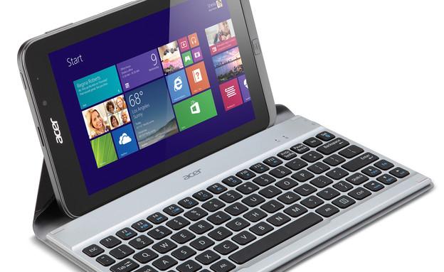 הטאבלט Iconia W4 של Acer