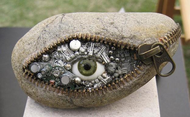 אבנים מדהימות (צילום: Hirotoshi Ito)