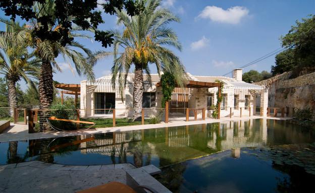 בית ירושלמי (צילום: אביב קורט)