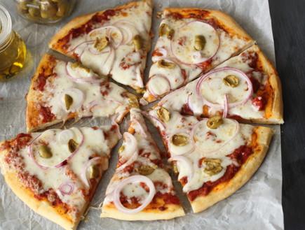 פיצה מושלמת 2 (צילום: חן שוקרון, אוכל טוב)
