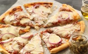 פיצה מושלמת (צילום: חן שוקרון, אוכל טוב)