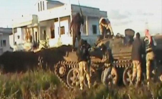 סוריה - יומן מלחמה