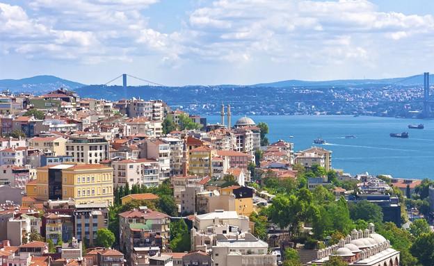 עשרה יעדים, איסטנבול (צילום: iSailorr, Thinkstock)