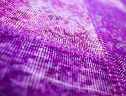 סלון, שטיח סגול