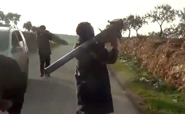מורד סורי (צילום: חדשות 2)