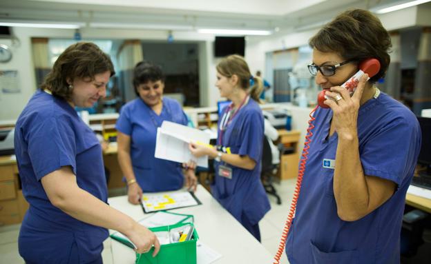 משרדי האוצר והבריאות הודיעו: הושג הסכם (צילום: פלאש 90, יונתן סינדל)