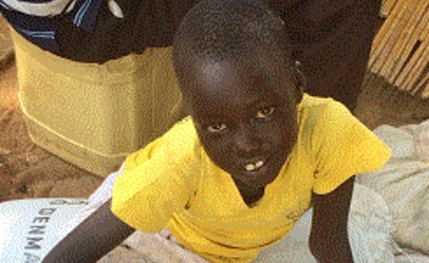 איין בת ה-7 (צילום: UNICEF)