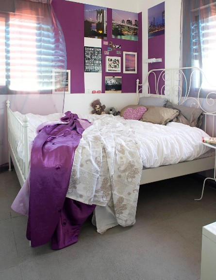 סורנה כפיר, חדר סגול גובה