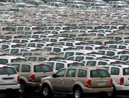 מגרש מכוניות ללא דורש
