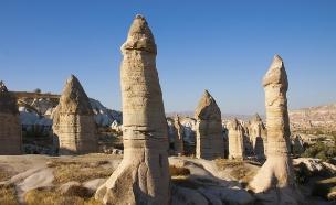 קפדוקיה (צילום: אימג'בנק / Thinkstock)