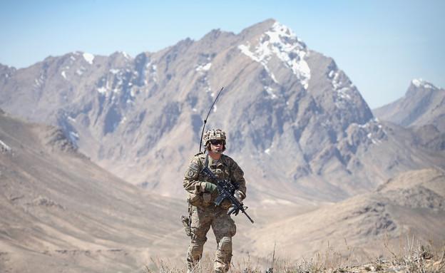 אפגניסטן (צילום: Scott Olson, GettyImages IL)