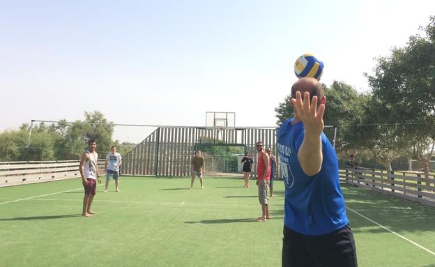 """יום ספורט חטיבת ברק (צילום: דובר צה""""ל)"""