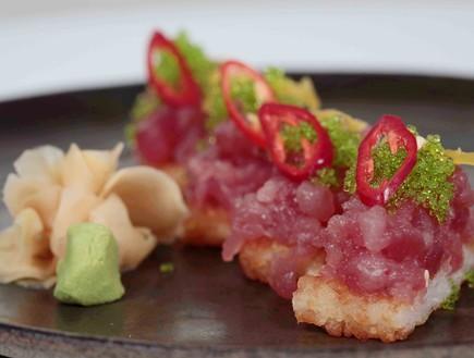 מסעדת TYO אוסקה קאנסי (צילום: עודד קרני, אוכל טוב)