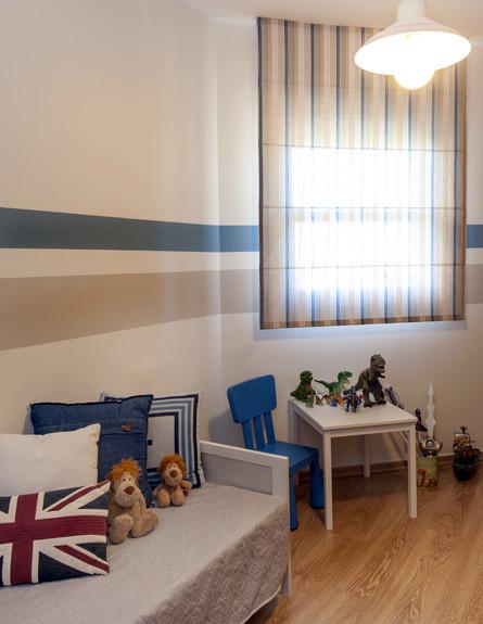 חדר ילד (צילום: אורית אלפסי)