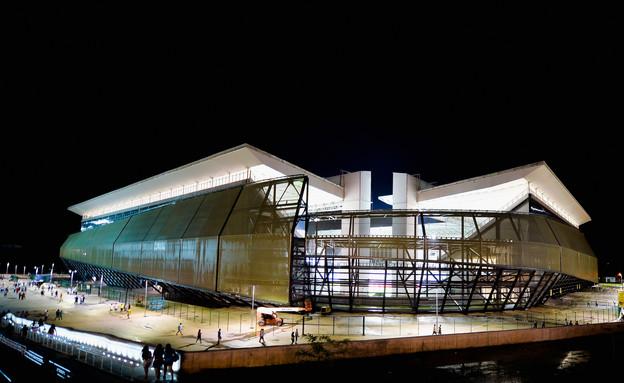 איצטדיון פנטנאל בקויאבה (צילום: Buda Mendes, GettyImages IL)