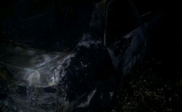 הרכב שהוצת הלילה בטובא זנגריה