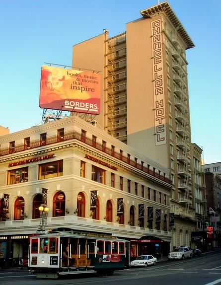 טיול בארצות הברית, סן פרנסיסקו (צילום: מתוך אתר המלון)