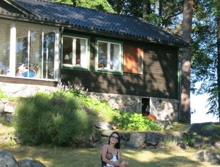 אי המחשבות, בית (צילום: Fredrik Härén)