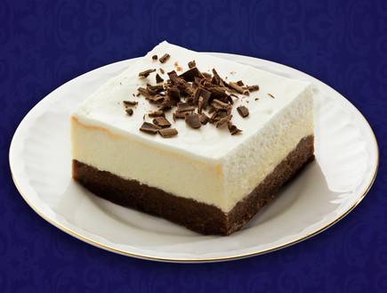 עוגת מסקרפונה ובראוניז