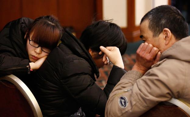 משפחות הנעדרים דרשו את פרסום הדוח (צילום: רויטרס)