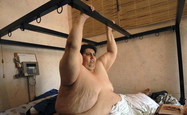 הכי שמן מת (צילום: Sakchai Lalit | AP)