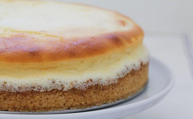 """עוגת גבינה אפויה (צילום: עידית נרקיס כ""""ץ, אוכל טוב)"""