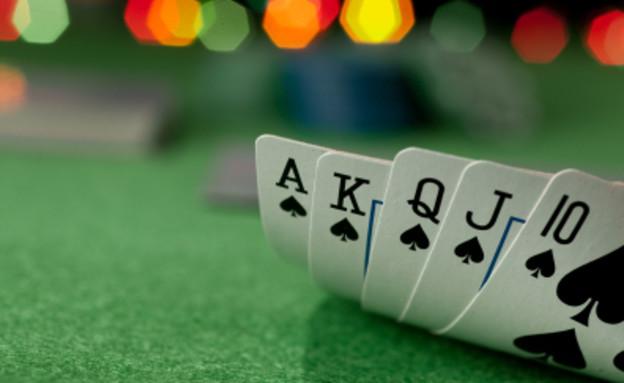 קזינו - קלפים (צילום: logoff, Istock)