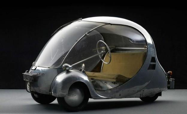 מכוניות העתיד מהעבר (צילום: יצרן )