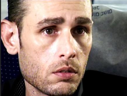 מושיק עפיה עצוב (צילום: חדשות 2)
