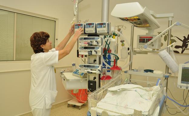 משמש את רפואת הקוסמטיקה (צילום: בית חולים קפלן)