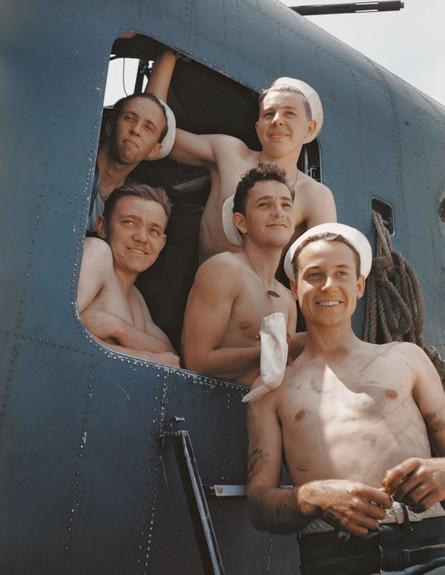 עירום במלחמת העולם השנייה