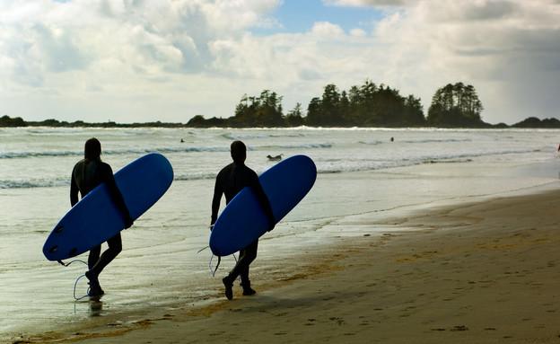 טופינו, קנדה (צילום: אימג'בנק / Thinkstock)